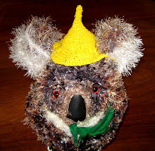 Alice The Koala Puppet Hat