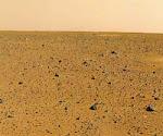 Panorâmica: desde Marte.