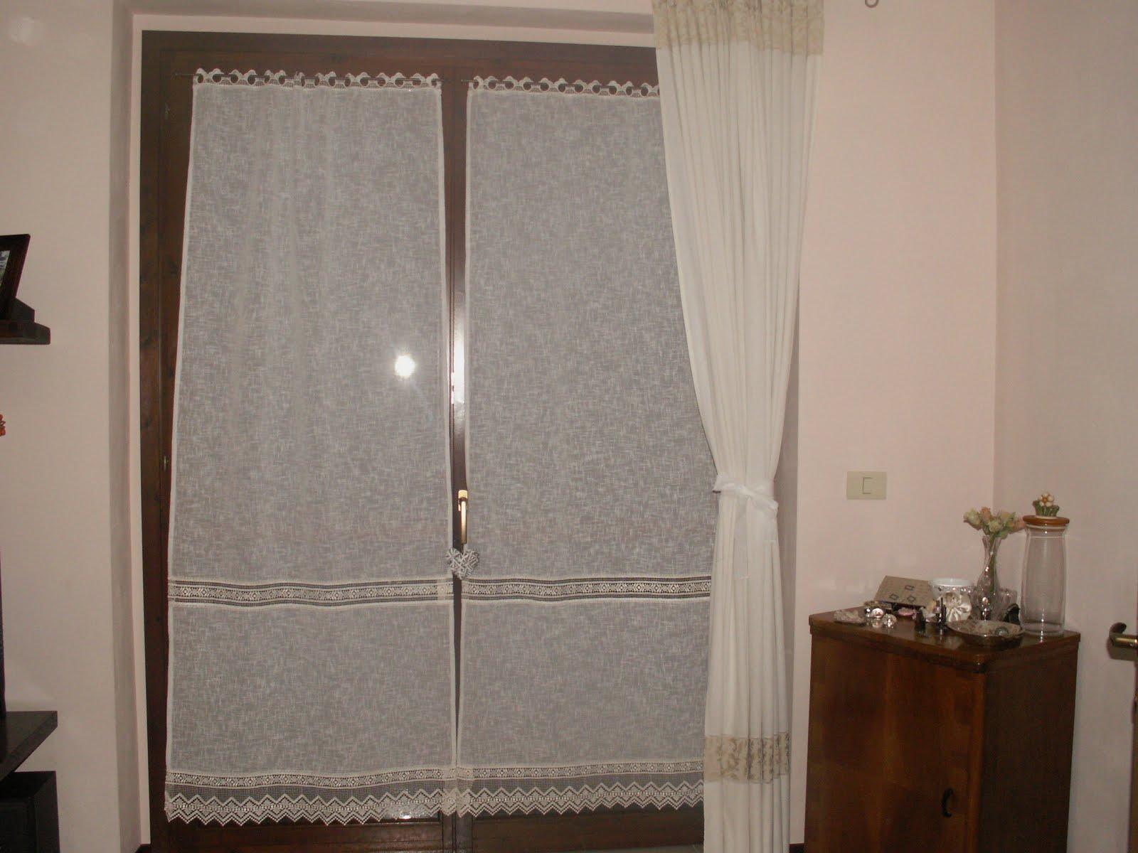 tende vetras : Eccomi a mostrarvi le mie nuove tende del salotto che ho terminato di ...
