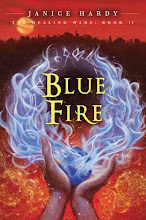 Blue Fire: Book Two of The Healing Wars