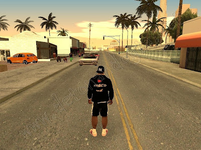 DOWNLOAD GTA SA - Tirar o LAG