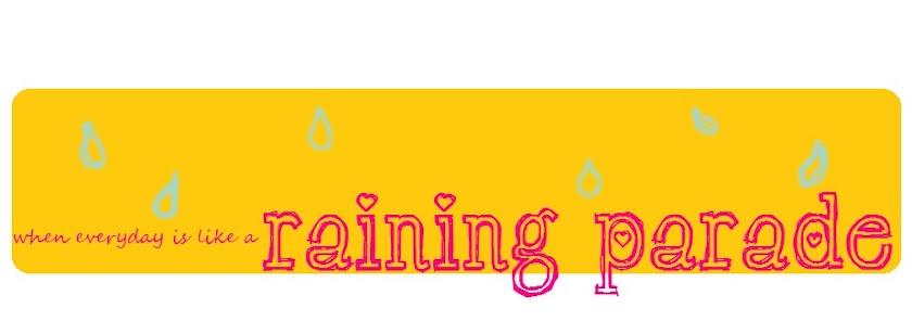 raining parade
