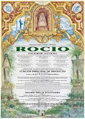 PROGRAMA ACTOS ROCIO 2010