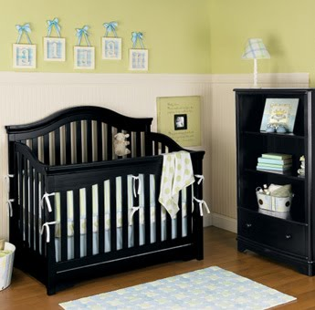 Baby Boy Nursery | Home Interior Design