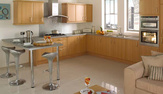Beech Kitchen Units Tivoli Beech Kitchen from Homebase
