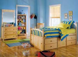 Unisex Kids Bedroom
