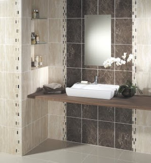 bathroom tiles ideas When it comes to tiles, subtlety makes the best policy