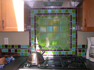 Stove Backsplash Pictures stove backsplash, glass tile art