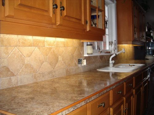 Kitchen Backsplash Tile Patterns