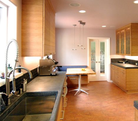 Kitchen Interior Design Ideas green kitchen remodeling