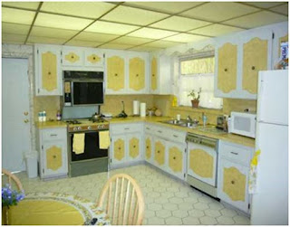 Remodeling Kitchen Cabinet remodel kitchen 70s cabinets. #5 – Your uncle Garth walks into