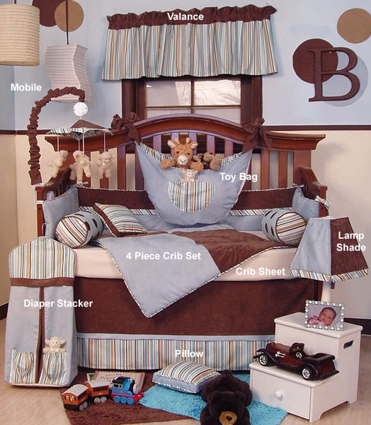 Baby Boy Room Ideas