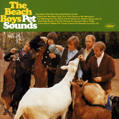 Technical Information: Artist: The Beach Boys Album: Pet Sounds Year: 1966