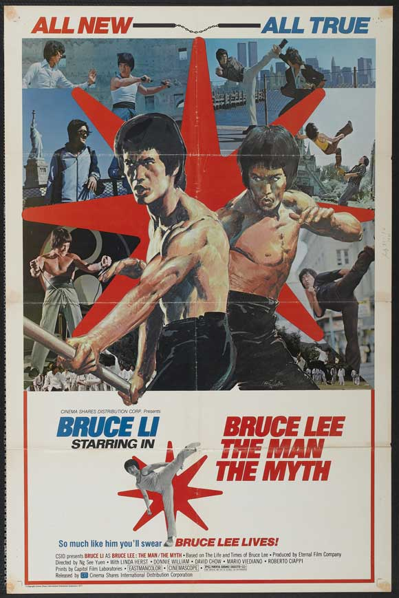 Bruce Lee: The Man, the Myth movie