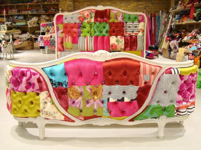bed from Squint