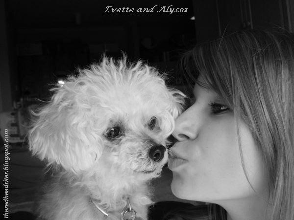 Evette and Alyssa