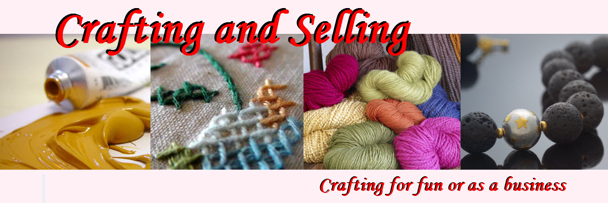 Crafting & Selling - Money Talks