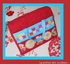 Sac de voyage pour broderie