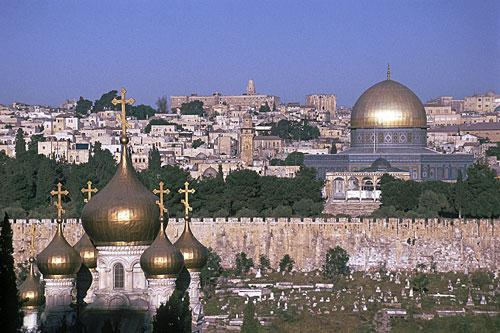 Ufo πάνω από την ιερουσαλήμ (βίντεο)