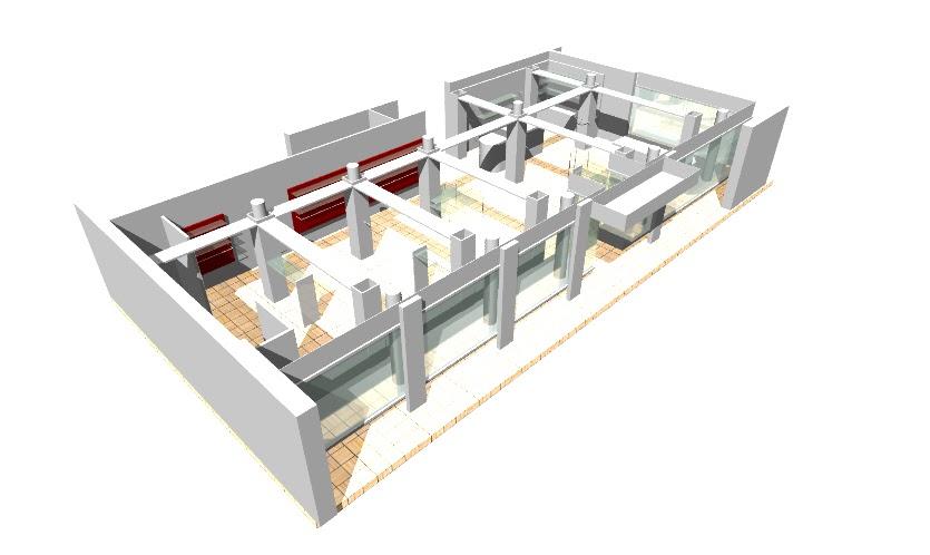 Laure marcon architecte d int rieur stage 3 me ann e 2 for Stage architecte interieur