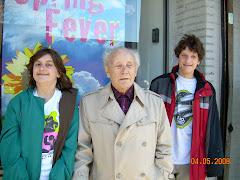Family Visit April 4, 2008