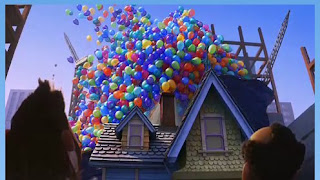 Screen from Pixar's Up