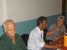 Autoridades presentes na reunião do IBEMA em Piracicaba