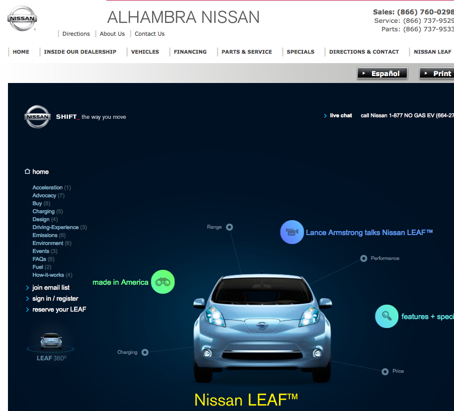 Used Cars For Sale: Alhambra Nissan Used Car Slasher Sale