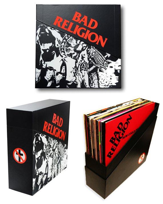 Bad Religion Th Anniversary Vinyl Box Set Steve Hoffman Music Forums - Vinylboden nassraum