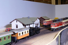 photos of the layout