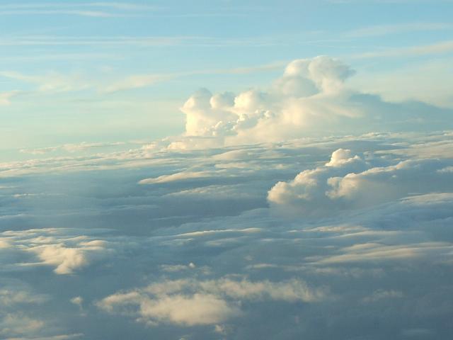 andar nas nuvens eu?