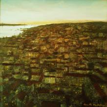 Lisboa - vista do castelo.