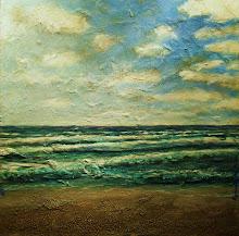 Praia - Horizonte de mar