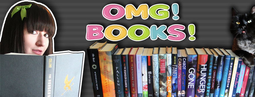 OMG! Books!