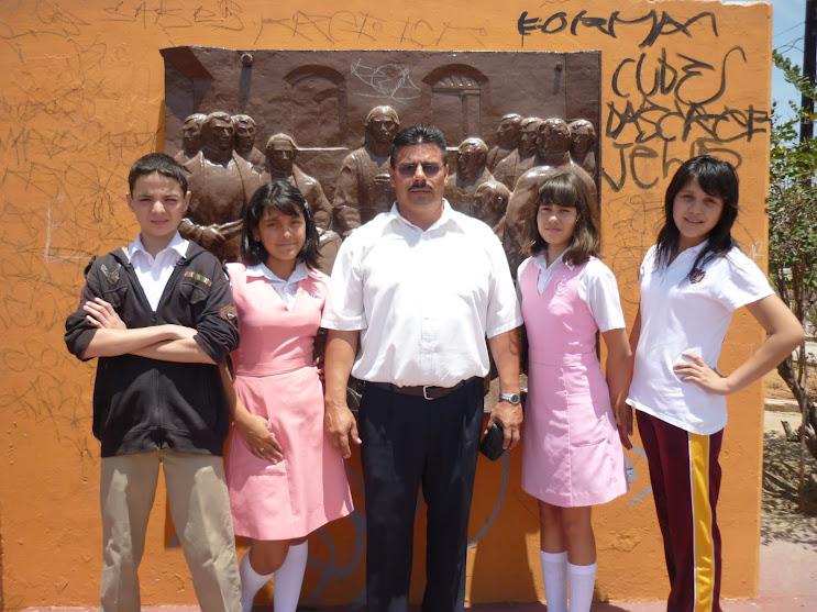 Nuestro Equipo de la Benemérita Escuela Secundaria José María Morelos y Pavón
