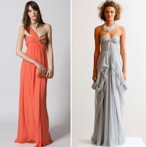 vestidos madrinha de casamento 2011