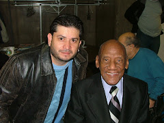 With Candido Camero &#39;&#39;El Manos De Fuego""