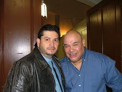 With Chino Nuñez