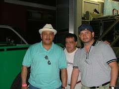 With Wayne Gorbea & Antonio From Melomanos De Cali