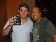 With Bobby Allende From Orquesta Ocho Y Mas