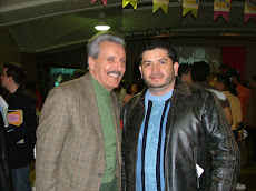 With Henry Fiol At IV Encuentro De Coleccionistas De Salsa