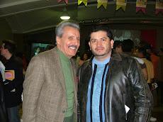 With Henry Fiol At IV Encuentro De Coleccionistas De Salsa