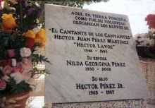 Tumba De Hector Lavoe