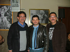 With Benny Vargas From Dax Pacen & Jay Hernandez From Dee Jay Orquesta