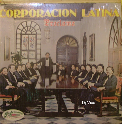 Corporacion Latina :Proclama