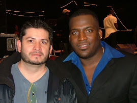With Maury Mosquera :Niche Singer