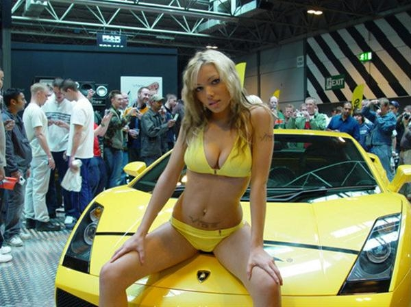 Your source of randomness fast cars and hot girls