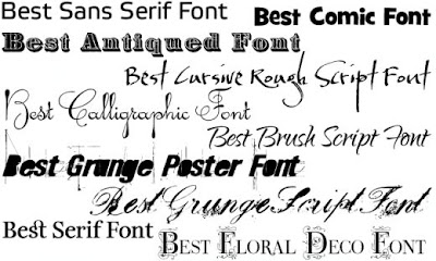 get the best suitable tattoo fonts. Tattoo designing is a serious art.