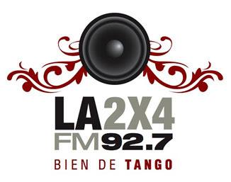 la2x4