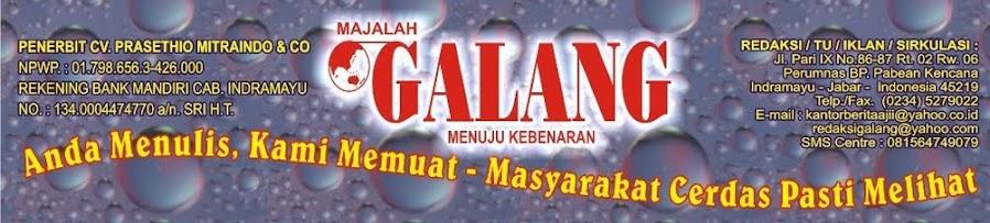 MAJALAH GALANG